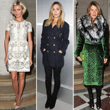 Cameron Diaz, Elizabeth Olsen, Olivia Palermo, and more hit up Couture Fashion Week — see all the front-row style now.