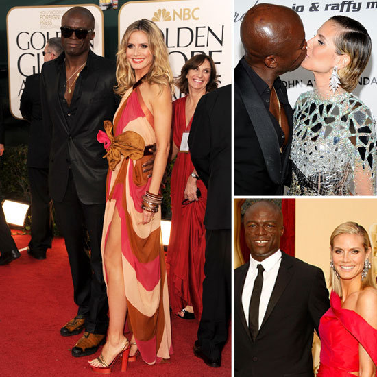 We were sad to hear the news of Heidi Klum and Seal's split, but we can always look back on their happier, stylish times together.