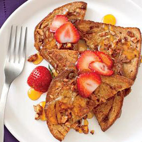 Fight Belly Fat With French Toast