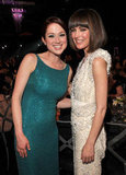 Ellie Kemper and Rose Byrne
