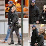 Scarlett Johansson Holds Hands With a New Man During a NYC Stroll