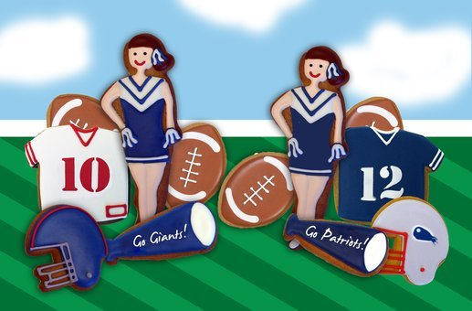 Eleni's Cookies Super Bowl Kickoff ($65)