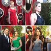 Celebrity Twitter Red Carpet Pictures From the 2012 SAG Awards Kelly Osbourne, Guiliana Rancic,  &amp; More!