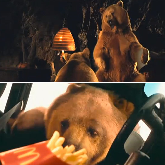 "McDonald's ""Bears Love Fries"""