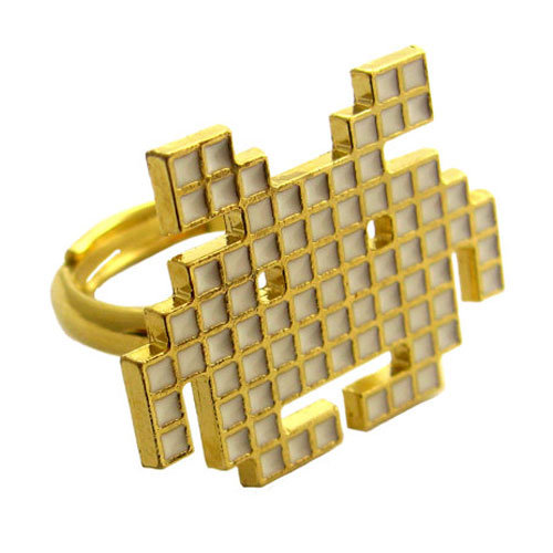 Space Invaders Ring ($50)