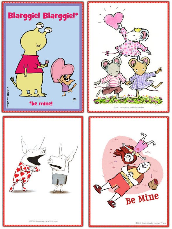 Save the Children Valentine's Day Cards ($25 For 30 Cards)