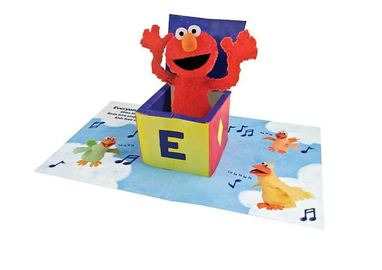 Elmo Loves You: The Pop-Up ($20)