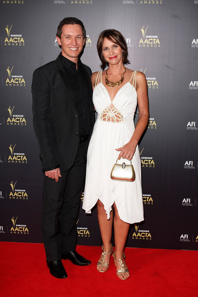 Rove McManus and Tasma Walton