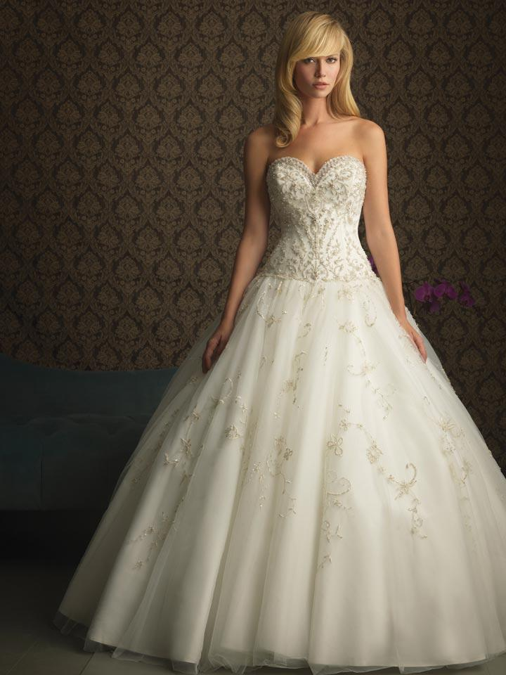 Unique Wedding Dresses Support The Outdoor Very Well Or Even