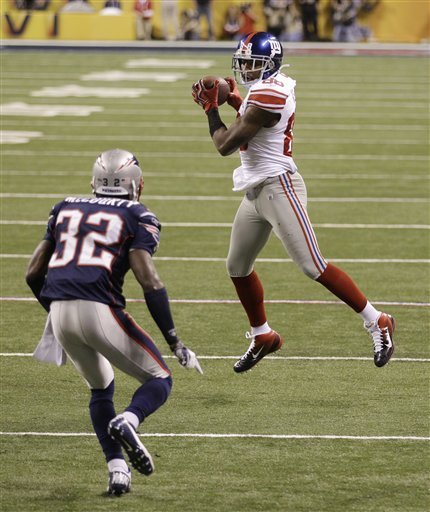 Giants beat Patriots 21-17 to win the Super Bowl!!!
