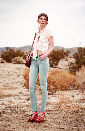 Club Monaco Early Summer 2012 Lookbook