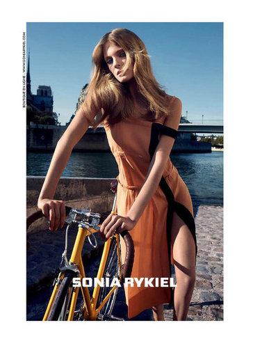 Sonia Rykiel Spring 2012 Ad Campaign