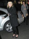 Reese Witherspoon and Stella McCartney went out together in London.
