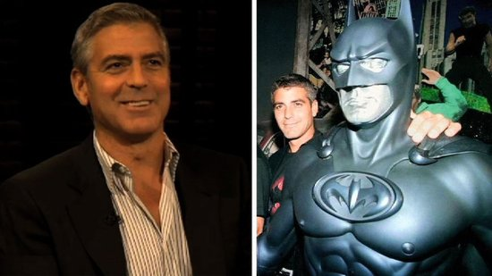 "Video: George Clooney on His Anatomically Correct Batsuit — ""Everyone Would Die!"""