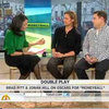 Brad Pitt on the Today Show Feb. 1 2012 (Video)