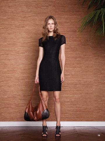 A perfect LBD for work and evening.
