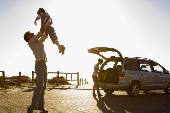 Behind The Wheel: The Best Cars for Families