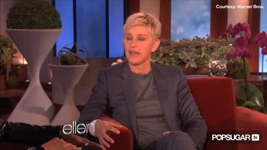 Ellen Challenges the First Lady to Push-Up Contest