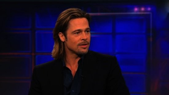 "Video: Brad Pitt Reveals the ""Most Awesome Idea"" For Choosing Oscar Winners — Ever!"