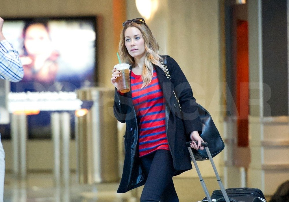 Lauren Conrad left LA.