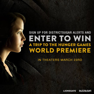 Welcome to DistrictSugar and Win a Trip to The Hunger Games Premiere!