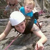 Rock Climbing With Children