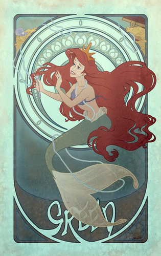 Seven Deadly Sins Ariel