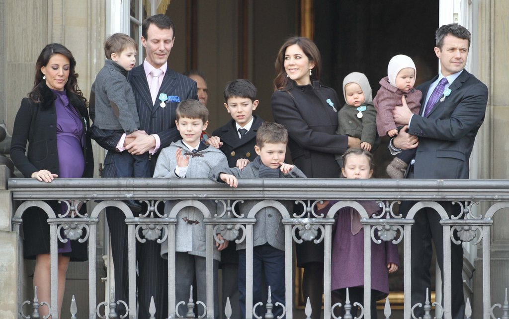 Happy Birthday, Princess Mary!
