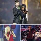 A Look Back at Star-Studded Super Bowl Halftime Shows