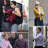 Carey Mulligan, Zac Efron, Jason Sudeikis, and More Stars on Set This Week!