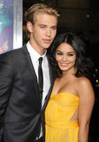 Vanessa Hudgens and Austin Butler attended the premiere of Journey 2: The Mysterious Island.