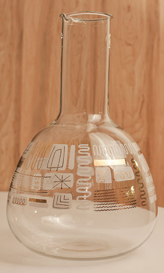 Atomic Decanter Carafe ($30)