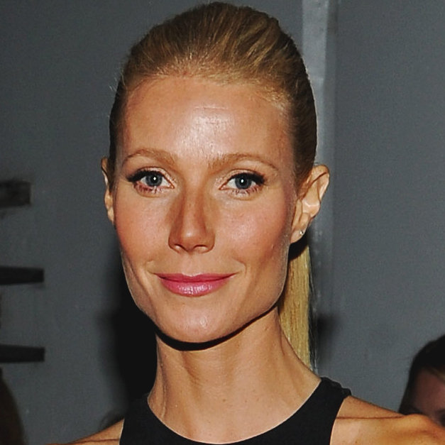 Gwyneth Paltrow at the Grammys 2012