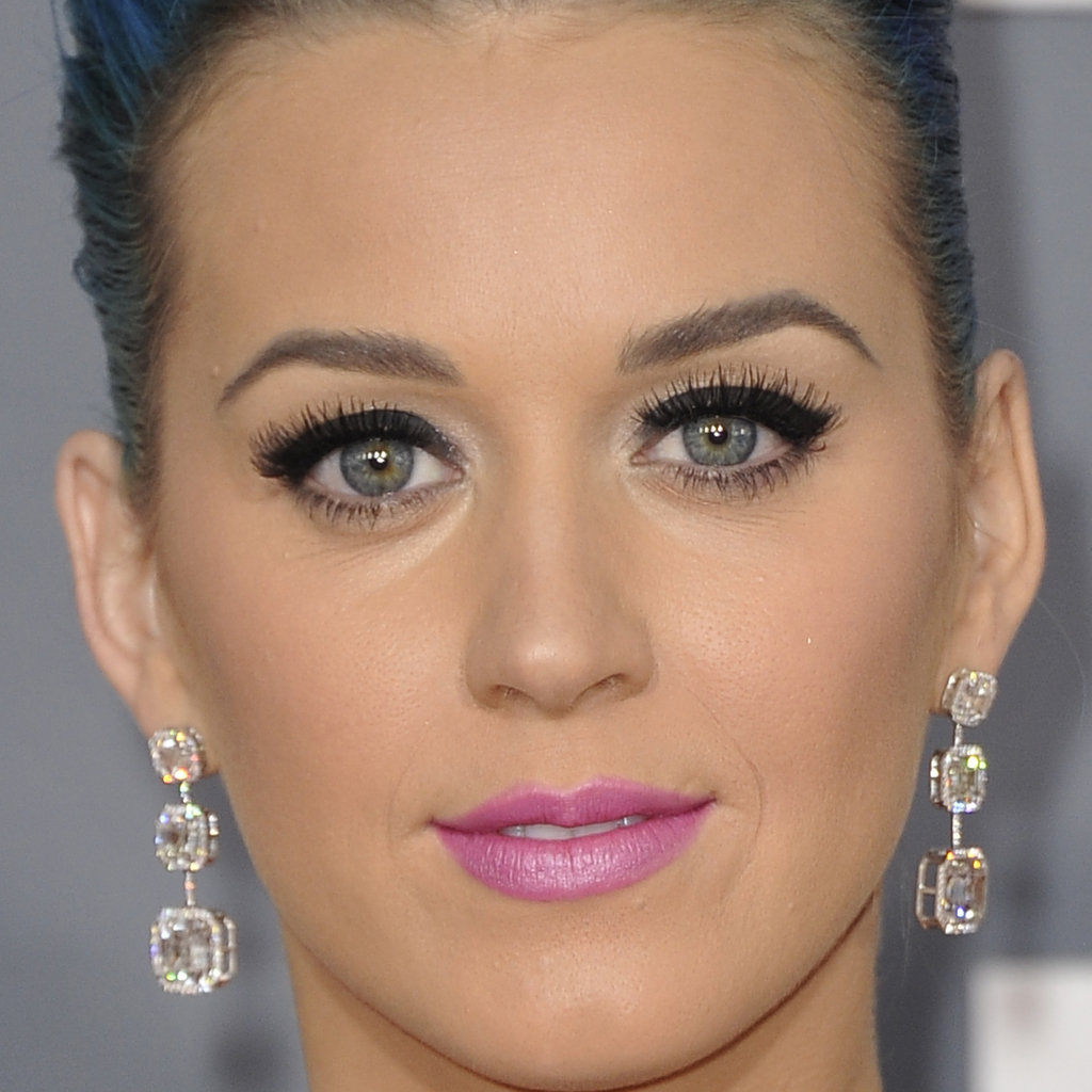 katy perry all the gorgeous grammys makeup up close