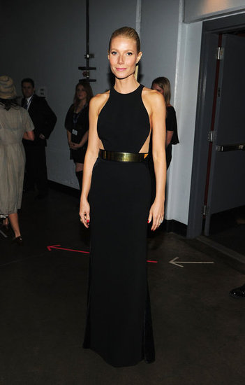 Gwyneth Paltrow Shows Skin in Stella McCartney at the Grammys