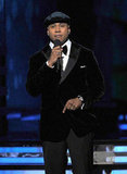 LL Cool J hosted the Grammys.