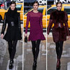 DKNY Runway Fall 2012