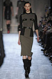 2012 Fall New York Fashion Week: Victoria Beckham