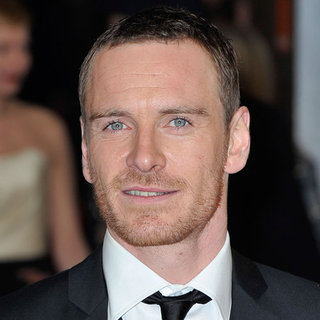 Michael Fassbender at BAFTAs