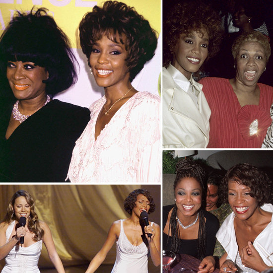 See Whitney Houston With Other Iconic Women Over the Years