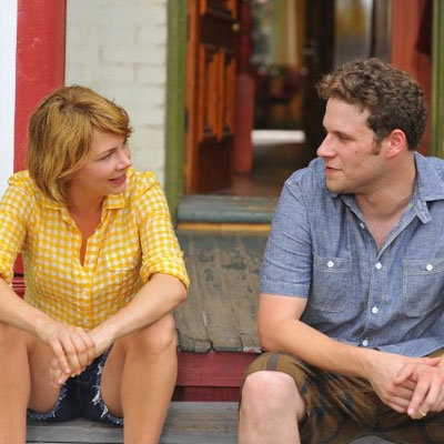 Take This Waltz Trailer With Michelle Williams and Seth Rogen