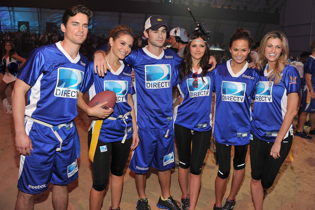 Beach Bowl Team