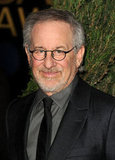 Steven Spielberg at the 2012 Oscar nominees lunch.