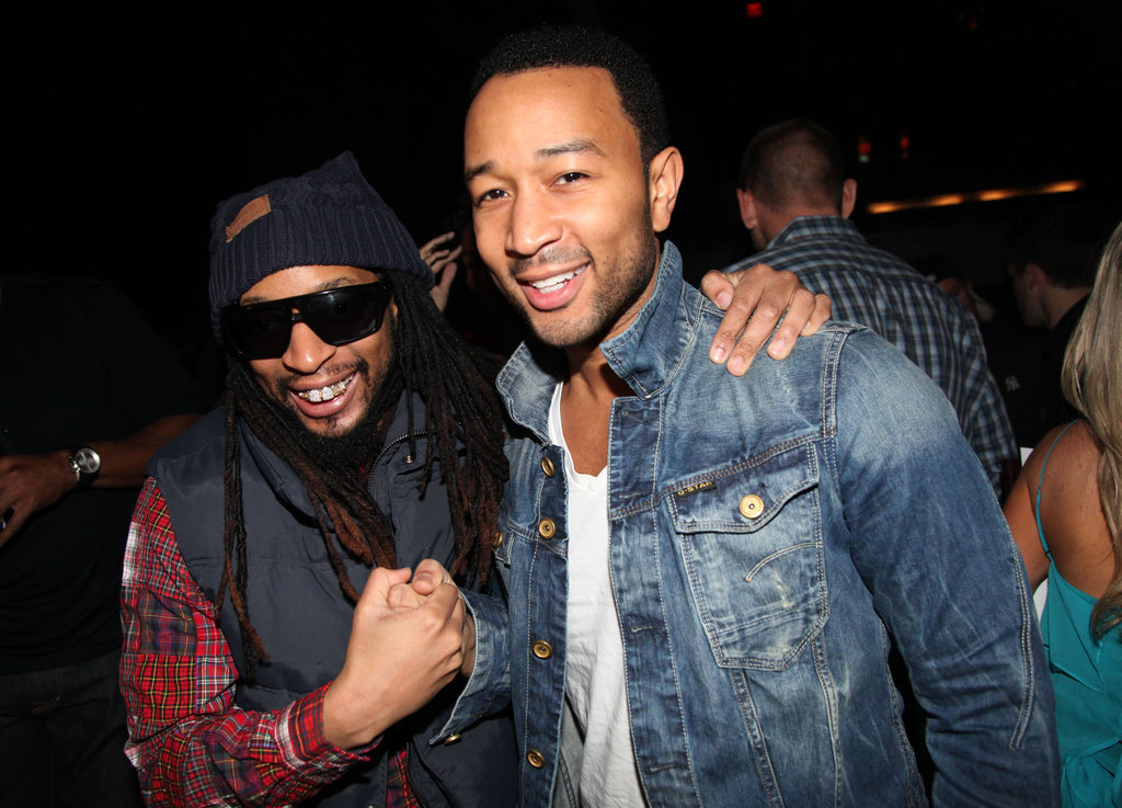 Lil John and John Legend