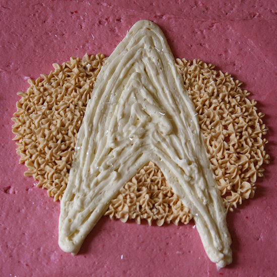 Star Trek Minicakes