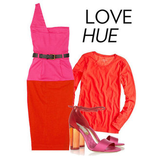 Red and Pink Clothes For Valentine's Day