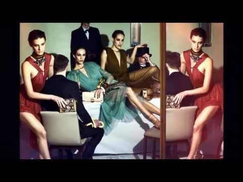 Lanvin Spring 2012 Video Ad Campaign With Snakes