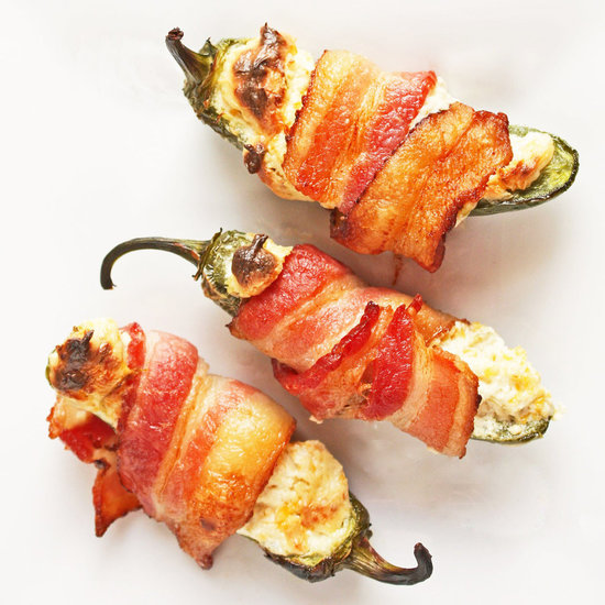 Bacon Wrapped Stuffed Jalapenos