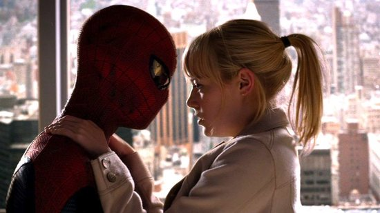 Video: Emma Stone and Andrew Garfield Show Hot Chemistry in New Spider-Man Clips