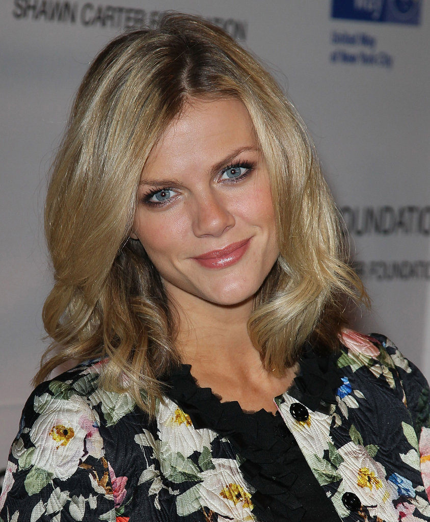 Brooklyn Decker at Jay-Z's Carnegie Hall concert.